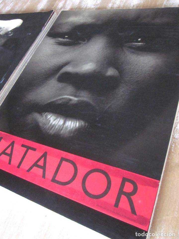 Coleccionismo de Revistas y Periódicos: Lote dos Revistas Matador 1996 Volumen B y 1997 Volumen C Cultura, ideas y tendencias - Foto 3 - 176567710