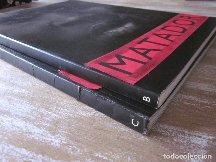Coleccionismo de Revistas y Periódicos: Lote dos Revistas Matador 1996 Volumen B y 1997 Volumen C Cultura, ideas y tendencias - Foto 10 - 176567710