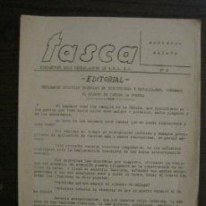 Coleccionismo de Revistas y Periódicos: GUERRA CIVIL-TASCA-REVISTA ANTIGUA-Nº6-10 ABRIL 1937-VER FOTOS-(V-17.611). Lote 176585472