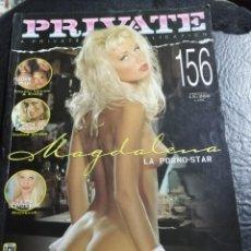 Coleccionismo de Revistas y Periódicos: PRIVATE N° 156. REVISTA PARA ADULTOS. Lote 279348698