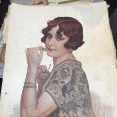 Coleccionismo de Revistas y Periódicos: BLANCO Y NEGRO - NUMERO 1807 - AÑO 1926. Lote 176637639