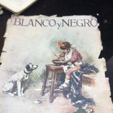 Coleccionismo de Revistas y Periódicos: BLANCO Y NEGRO - NUMERO 1893 - AÑO 1927. Lote 176638464