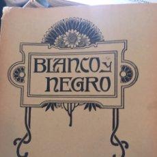 Coleccionismo de Revistas y Periódicos: BLANCO Y NEGRO - REVISTA ILUSTRADA - NUMERO 1098 - MAYO 1912. Lote 176662407