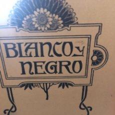 Coleccionismo de Revistas y Periódicos: BLANCO Y NEGRO - REVISTA ILUSTRADA - NUMERO 1099 - JUNIO 1912. Lote 176663838