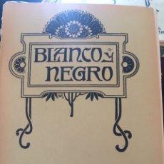 Coleccionismo de Revistas y Periódicos: BLANCO Y NEGRO - REVISTA ILUSTRADA - NUMERO 1100 - JUNIO 1912. Lote 176665428