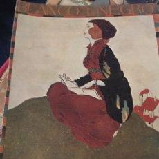 Coleccionismo de Revistas y Periódicos: BLANCO Y NEGRO - REVISTA ILUSTRADA - NUMERO 1352 - ABRIL 1917. Lote 176667694