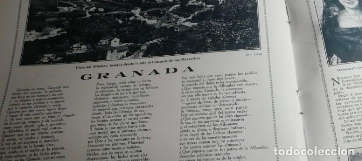 Coleccionismo de Revistas y Periódicos: LA ESFERA 1916 nº 144 CATEDRAL DE SIGUENZA - MUJERES DE JORGE SAND -ALBAICIN(GRANADA) - Foto 4 - 176667953