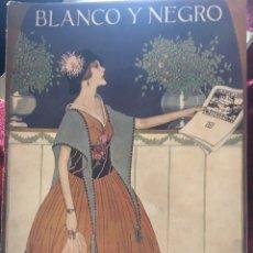 Coleccionismo de Revistas y Periódicos: BLANCO Y NEGRO - REVISTA ILUSTRADA - NUMERO 1350 - ABRIL 1917. Lote 176668258