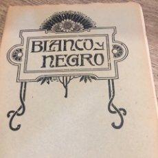 Coleccionismo de Revistas y Periódicos: BLANCO Y NEGRO - REVISTA ILUSTRADA - AÑO 1912 - NUMERO 1091. Lote 176678068