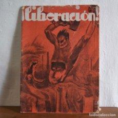Coleccionismo de Revistas y Periódicos: LIBERACION / REVISTA ANARQUISTA / BARCELONA SEPTIEMBRE 1935 NUM.4 / ECONOMIA ARTE SOCIOLOGIA . Lote 176732525