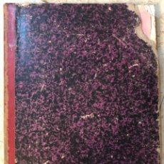 Coleccionismo de Revistas y Periódicos: ANTIGUA REVISTA. EL SALON DE LA MODA. Nº DEL 158 AL 183. AÑO VII-VIII. AÑO 1890-1891. LEER.. Lote 176780223