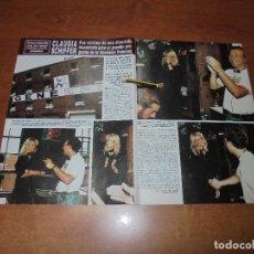 Coleccionismo de Revistas y Periódicos: RETAL 1994: CLAUDIA SCHIFFER. Lote 176790768