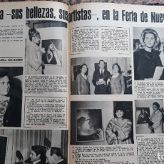 Coleccionismo de Revistas y Periódicos: CARMEN SEVILLA LICIA CALDERON PALOMA VALDES GYENNES. Lote 176835348