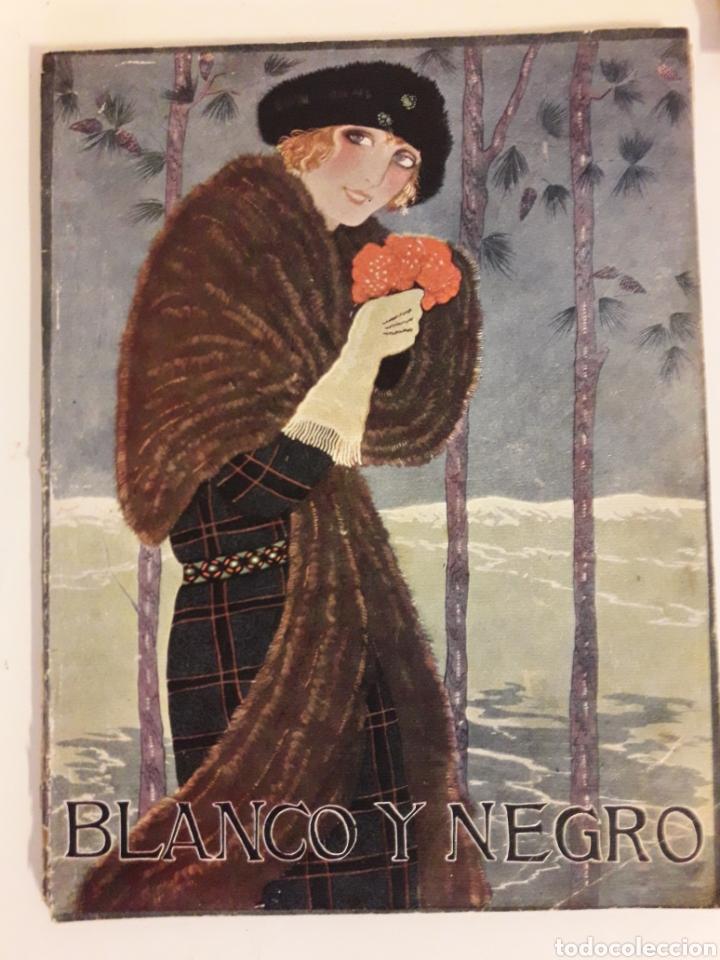 BLANCO Y NEGRO 1924 REVISTA (Coleccionismo - Revistas y Periódicos Antiguos (hasta 1.939))