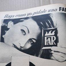 Coleccionismo de Revistas y Periódicos: ANUNCIO COCINA FAR. Lote 176932762