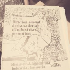 Coleccionismo de Revistas y Periódicos: CICLO CONFERENCIAS RADIADAS. 1932. MINISTERIO DE INDUSTRIA Y COMERCIO. Lote 176939990