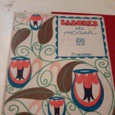 Coleccionismo de Revistas y Periódicos: LABORES REVISTA N 65. Lote 176973559