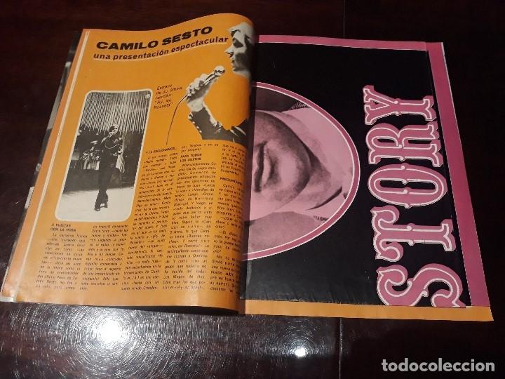 Coleccionismo de Revistas y Periódicos: REVISTA MUNDO JOVEN Nº 159 - TONY RONALD - VICTOR MANUEL Y ANA BELEN - POSTER DE LOVE STORY - Foto 4 - 176975867