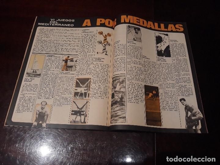 Coleccionismo de Revistas y Periódicos: REVISTA MUNDO JOVEN Nº 159 - TONY RONALD - VICTOR MANUEL Y ANA BELEN - POSTER DE LOVE STORY - Foto 7 - 176975867