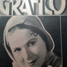 Coleccionismo de Revistas y Periódicos: MUNDO GRAFICO Nº 1044 1931 ARCHIDONA (MALAGA)-LEQUEITIO- ORFEONES EN MANRESA. Lote 177009718
