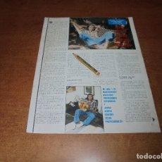 Coleccionismo de Revistas y Periódicos: CLIPPING 1974: VICTOR MANUEL. Lote 177080375
