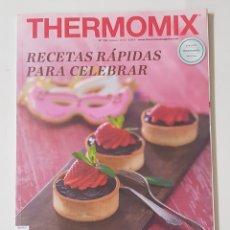 Coleccionismo de Revistas y Periódicos: THERMOMIX. Nº124. MARZO. 2019. RECETAS RAPIDAS PARA CELEBRAR. TDKR62. Lote 177115615