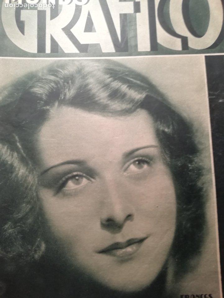 MUNDO GRAFICO Nº 1059 1932 CRIMEN DE PEDREZUELA (MADRID) (Coleccionismo - Revistas y Periódicos Antiguos (hasta 1.939))