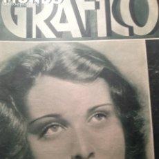 Coleccionismo de Revistas y Periódicos: MUNDO GRAFICO Nº 1059 1932 CRIMEN DE PEDREZUELA (MADRID). Lote 177126840