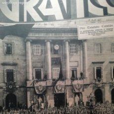 Coleccionismo de Revistas y Periódicos: MUNDO GRAFICO Nº 1069 1932 BARRIOSDE LA FERI Y MACARENA SEVILLA-A TRAVES DEL PIRINEO CATALAN :ESPOT. Lote 177134619
