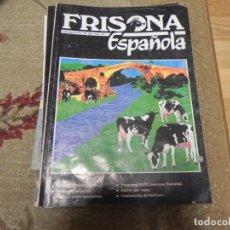 Coleccionismo de Revistas y Periódicos: REVISTA FRISONA ESPAÑOLA Nº82 / JULIO AGOSTO 1994. Lote 177187882