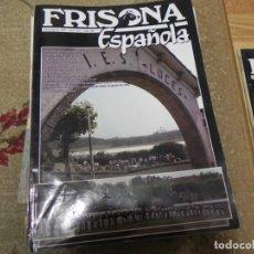 Coleccionismo de Revistas y Periódicos: REVISTA FRISONA ESPAÑOLA Nº148 / JULIO AGOSTO 2005. Lote 177188015