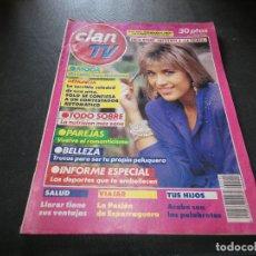 Coleccionismo de Revistas y Periódicos: REVIST CLAN TV 110 18 MARZO 1989. Lote 177283037