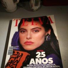 Coleccionismo de Revistas y Periódicos: REVISTA TELVA NÚMERO 583 AÑO 1988 EXTRA. Lote 177328290