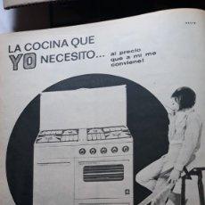 Coleccionismo de Revistas y Periódicos: ANUNCIO COCINA FAR. Lote 177492797