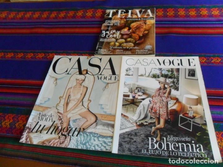 Coleccionismo de Revistas y Periódicos: 145 REVISTA FEMENINA COSMOPOLITAN MARIE CLAIRE VOGUE GLAMOUR VANITY FAIR CITIZEN K TELVA. AMPLIADO! - Foto 29 - 45065154