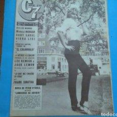 Coleccionismo de Revistas y Periódicos: CINE EN 7 DÍAS N° 116 ( 1963 - AÑO II) ANA M.FERRERO .- MICHELE MORGAN - DANY SAVAL- MONICA VITTI.. Lote 177611117