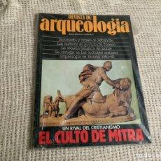 Coleccionismo de Revistas y Periódicos: REVISTA DE ARQUEOLOGÍA Nº 13 NOVIEMBRE 1981. Lote 177729303