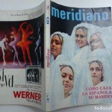 Coleccionismo de Revistas y Periódicos: MERIDIANO AÑO XXV Nº 293. Lote 177745219