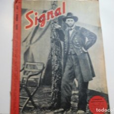 Coleccionismo de Revistas y Periódicos: SIGNAL Nº 1 1944. Lote 177841677