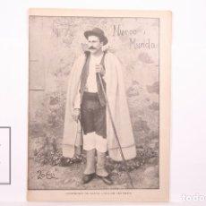 Coleccionismo de Revistas y Periódicos: PUBLICACIÓN / REVISTA ILUSTRADA - NUEVO MUNDO - Nº 639 AÑO 1906. Lote 177892610