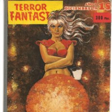 Coleccionismo de Revistas y Periódicos: TERROR FANTASTIC. TOMO RETAPADO CON LOS NROS. 15, 20, 21, 22, 23, 24. (VER FOTOS). (Z/20). Lote 177895155