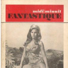 Coleccionismo de Revistas y Periódicos: MIDI / MINUIT FANTASTIQUE. . Nº 14. JUNIO, 1966. EDICIÓN EN FRANCÉS. (Z/20). Lote 177895662