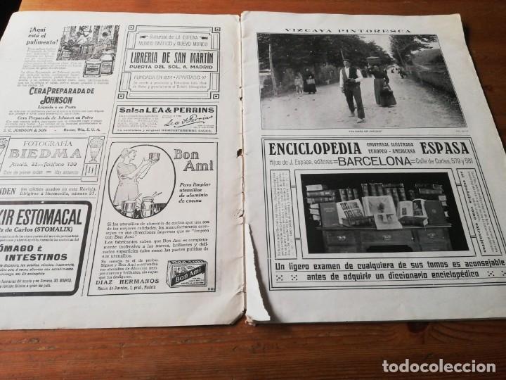 Coleccionismo de Revistas y Periódicos: Revista La Esfera. Número 349. 1920. - Foto 3 - 177979210