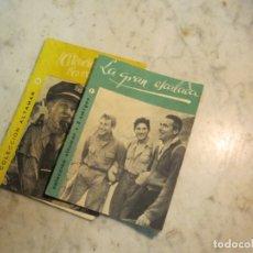 Coleccionismo de Revistas y Periódicos: 2 EJEMPLARES COLECCIÓN ALTAMAR. Lote 177987510