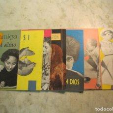 Coleccionismo de Revistas y Periódicos: 7 EJEMPLARES COLECCIÓN TALITHA. Lote 177987575