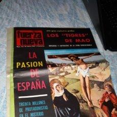 Coleccionismo de Revistas y Periódicos: LOTE DE 3 REVISTAS FUERZA NUEVA NUMERO 3-4-10- 1967. Lote 178038490