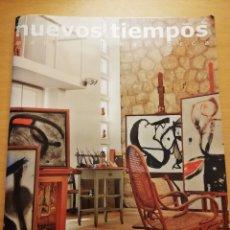 Coleccionismo de Revistas y Periódicos: REVISTA NUEVOS TIEMPOS. MADE IN MALLORCA Nº 11 (JOAN MIRÓ - SERT. LA CONSTRUCCIÓN DE UNA AMISTAD). Lote 178068055