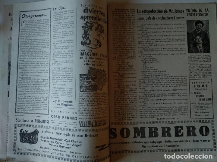 Coleccionismo de Revistas y Periódicos: REVISTA PINGÜINOS Nº1 1956 JOSE TOUS BARBERAN PEP DE TOTS FUNDADOR ULTIMA HORA MALLORCA, UNICA. - Foto 5 - 178169323