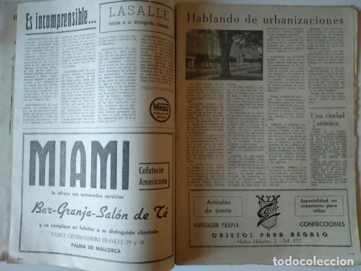 Coleccionismo de Revistas y Periódicos: REVISTA PINGÜINOS Nº1 1956 JOSE TOUS BARBERAN PEP DE TOTS FUNDADOR ULTIMA HORA MALLORCA, UNICA. - Foto 6 - 178169323