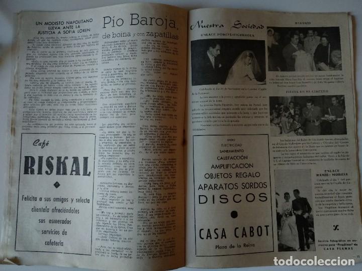 Coleccionismo de Revistas y Periódicos: REVISTA PINGÜINOS Nº1 1956 JOSE TOUS BARBERAN PEP DE TOTS FUNDADOR ULTIMA HORA MALLORCA, UNICA. - Foto 9 - 178169323